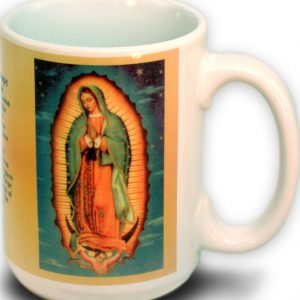 Our Lady Guadalupe 15 Ounce Mug #150-G-0