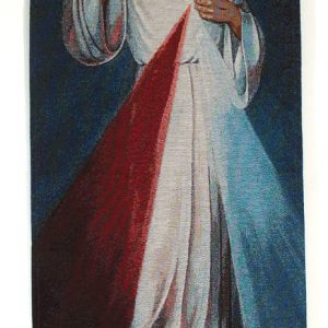 The Divine Mercy 18x40 Wall Hanging #1840-DM-0