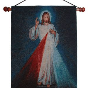 The Divine Mercy 13x18 Wall Hanging #1318-DM-0